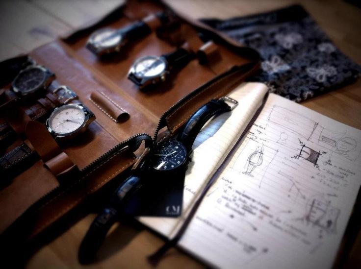 Fromanteel sketchbook - Timemachine