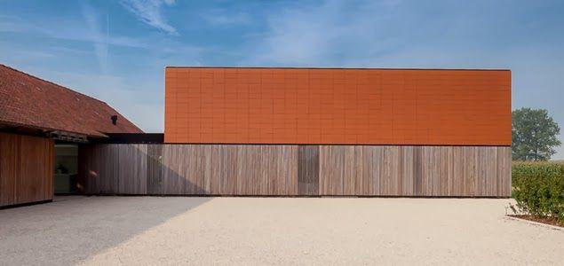 Simplicity Love: Single family house, Belgium | Pascal François Architects