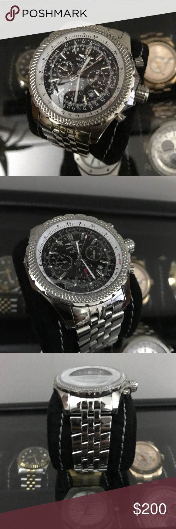 Breitling Bentley watch Breitling Bentley watch, AAA replica Breitling Accessories Watches