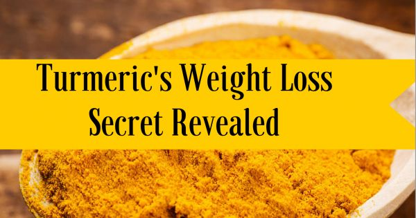 """A groundbreaking new study found that turmeric extract is capable of turning the """"bad"""" white fat cells in our body into the """"good"""" brown ones, potentially providing a completely new approach to winning the battle of the bulge."""