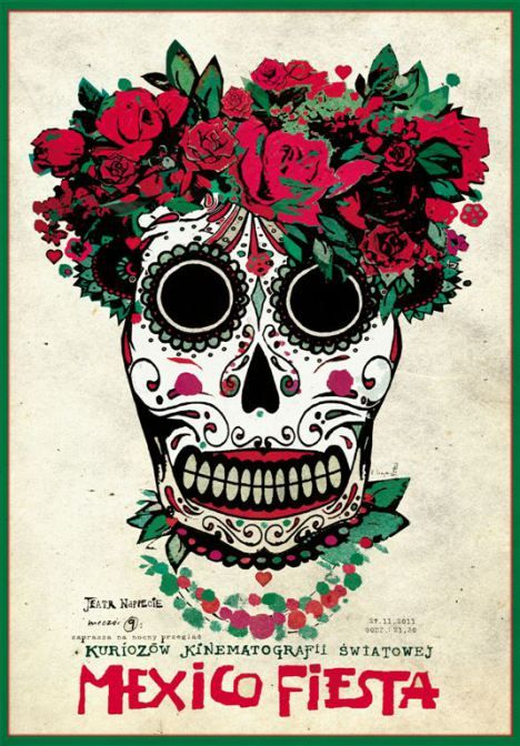 MEXICO FIESTA, designer Ryszard Kaja
