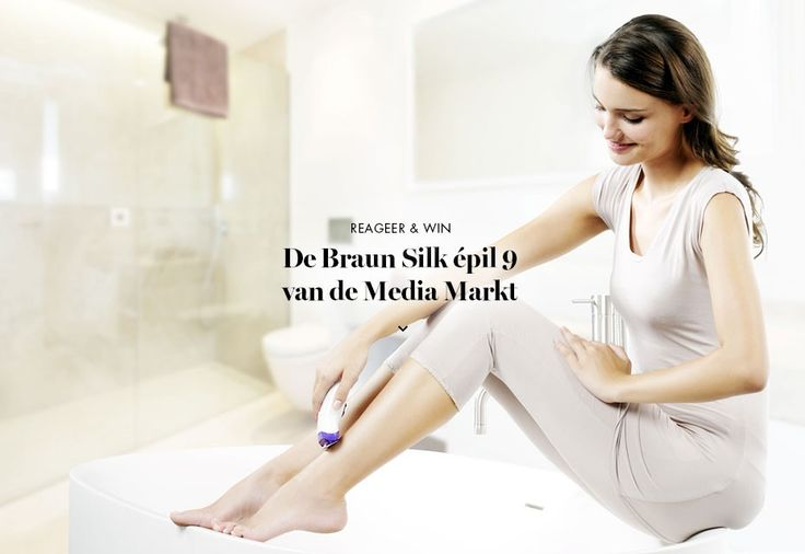 Win zijdezachte benen met nieuwe Braun Silk-épil 9 epilator