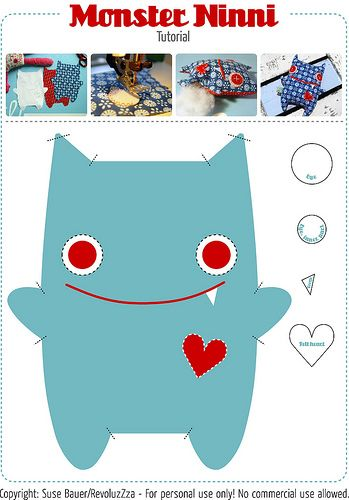 cute monster-fun free pdf download
