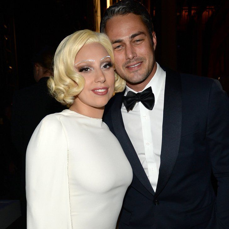 Pin for Later: Taylor Kinney Shares Sweet Details About How He Proposed to Lady Gaga