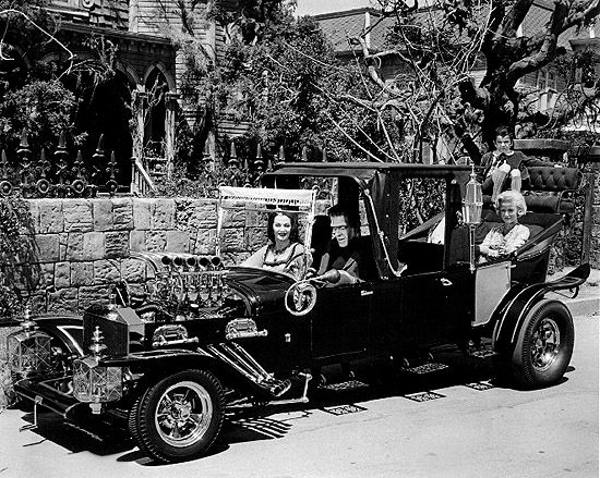 Munsters Family Outing :)!  http://gadgets.gunaxin.com/top-20-awesome-fictional-cars/57374