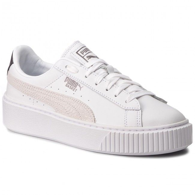 best authentic c15f0 b4985 Sneakers PUMA - Basket Platform Euphoria Metal 367850 01 ...