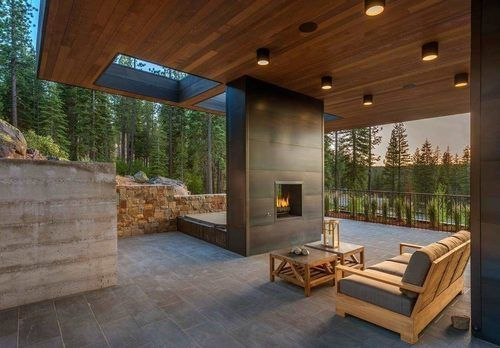 Mountain Living and Modernism