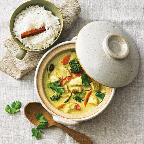 Rezept des Tages: Hähnchen-Curry