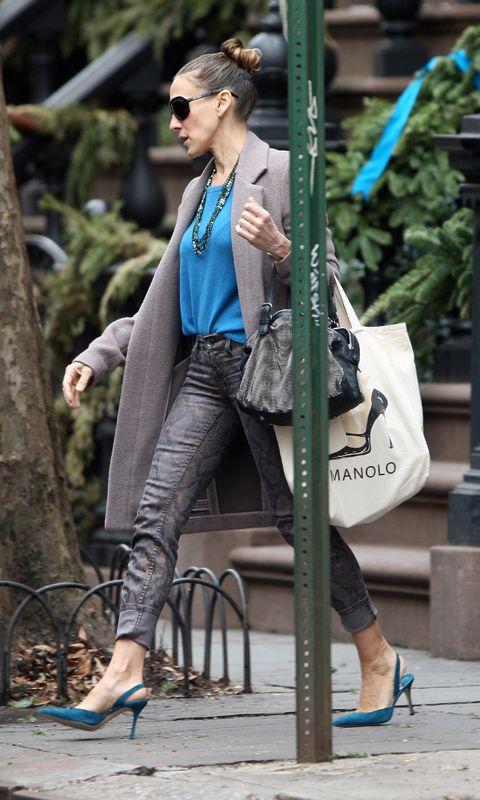 Сара Джессика Паркер не может забыть Кэрри Брэдшоу : Мэттью Бродерик | Woman.ru