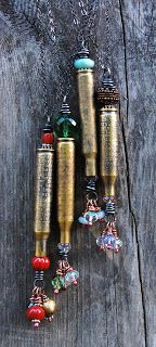 look for metal tubes or long beads....orig post Cynthia Murray Design