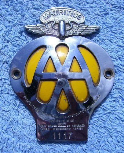 MAURITIUS Automobile Association