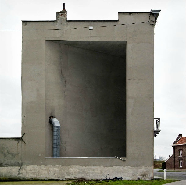 If It's Hip, It's Here: Imaginative Architecture. The Fiction Series by Photographer Filip Dujardin.