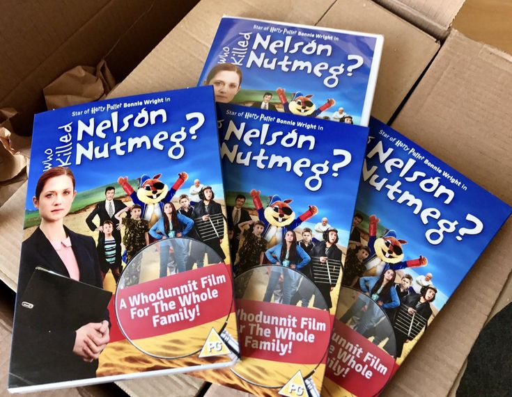 """New review on Amazon - """"My young children loved this."""" Love it. https://www.amazon.co.uk/Who-Killed-Nelson-Nutmeg-DVD/dp/B071H4DKRM/ref=as_li_ss_tl?ie=UTF8&linkCode=ll1&tag=timcla-21&linkId=f4f7cd95be5defeff51a622310ce5269"""