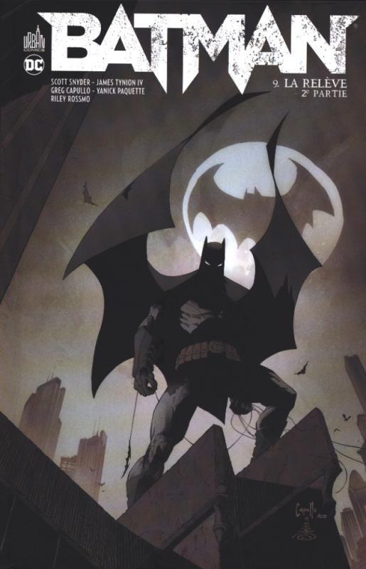 DC Comics • Batman • Tome 09 - La Relève, Partie II •