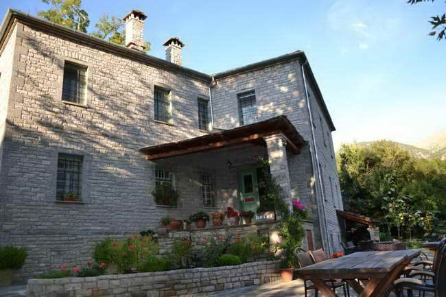 PANTHEON Traditional Inn   #Epirus #Ioannina #Papigo #Greece #GuestInn