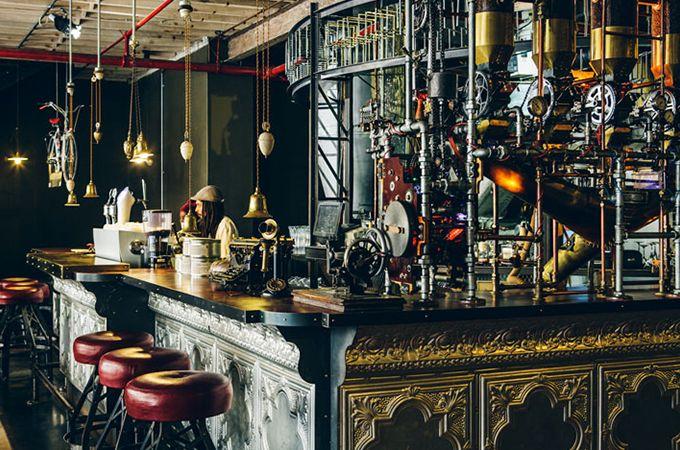 Truth Coffee - Cape Town, South Africa / http://www.rostyleandlife.com/ro/pl/home/64-lifestyle-pl/modne-miejsca-pl/1889-przygotuj-sie-na-prawdziwa-kawe