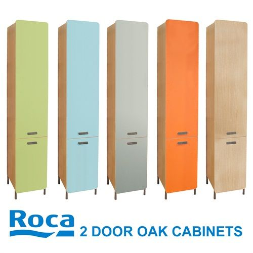 17 best images about tall cabinets on pinterest shelves for Roca bathroom furniture