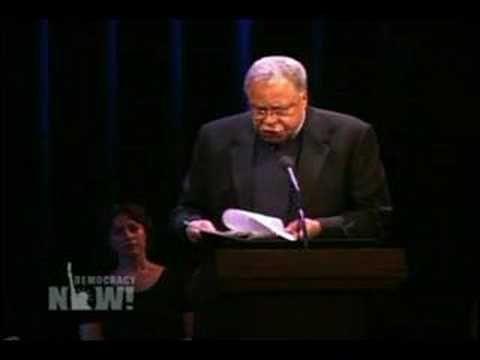 For those who will not read the article, listen to it!!! James Earl Jones Reads Frederick Douglass