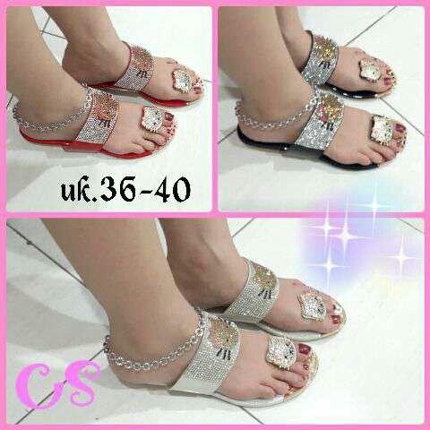 #sandal #hellokitty #blink #import @ 150.000