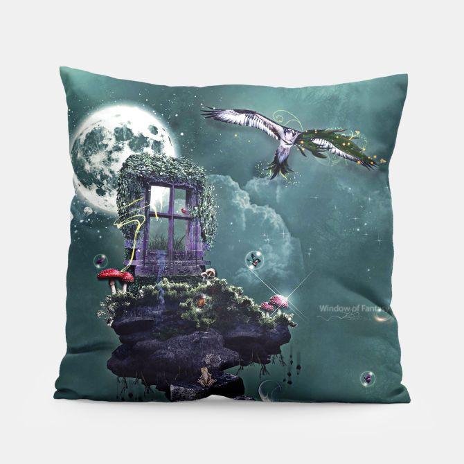 #window of #fantasy #pillow