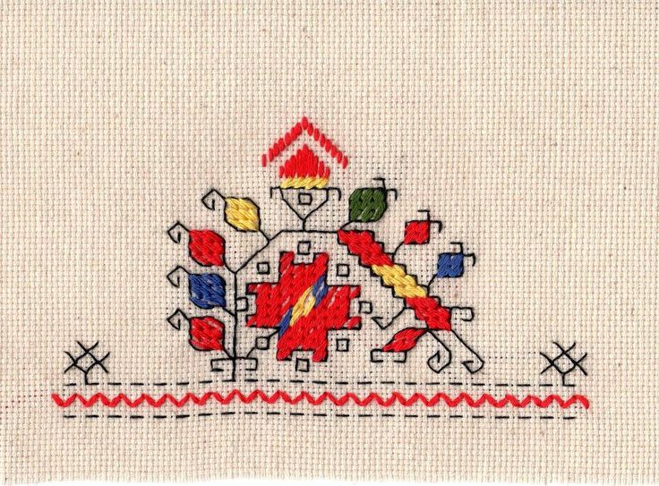 Samokov embroidery