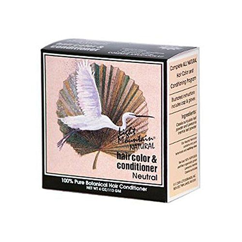LIGHT MOUNTAIN HENNA Hair Color Neutral 4 OZ >>> Want additional info? Click on the image.