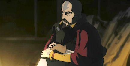 The time for crying is over. Today, Legend Of Korra airs. Today. It's time. We're ready.