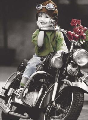 Harley Momma