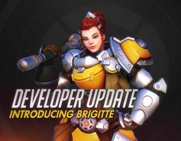 NEW Overwatch Character Revealed: Brigitte! #overwatchyearofthedog #overwatchlunarnewyear #overwatchmemes #overwatch #overwatchmercy #overwatchmeme #memes #free #followforfollow #minecraft #pcgaming #pc #meme #gaming #videogames #lootbox #overwatchcompetitive #overwatchcosplay #reaper #ps4 #xbox #gamergirl #gamer #gamergirls #xboxone #lucio #overwatchgameoftheyear #tracer #bridgitte