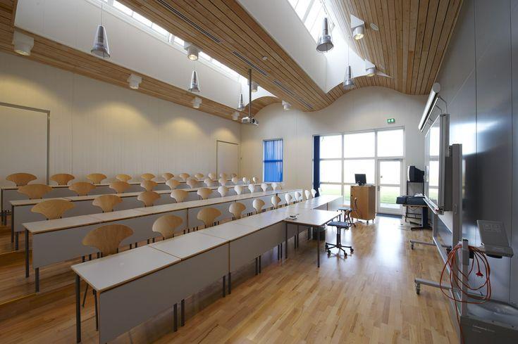 Udvidelse af EUC Syd i Haderslev | ArkitekterSyd Aps – Din kreative partner i byggeriet