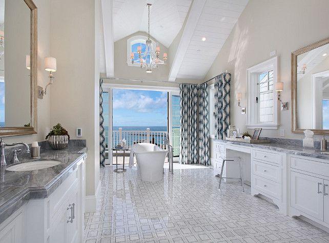 Master Bathroom Beach House 525 best beautiful bathrooms images on pinterest | beautiful