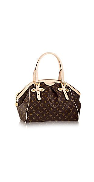 Discover Louis Vuitton Tivoli GM via Louis Vuitton