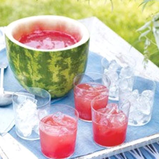 Watermelon Punch! :) SUMMER!