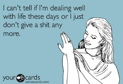 well said.: Thoughts, Real Life, Quote, Truths, Honey Badger, Finals Weeks, Law Schools, Feelings, True Stories