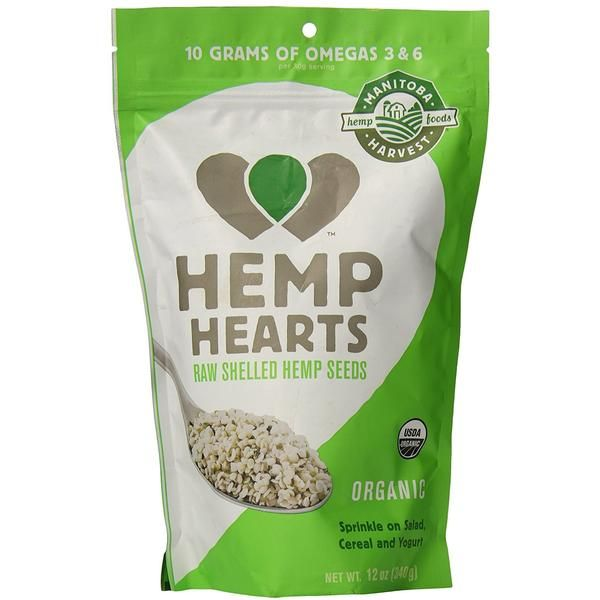 Hemp hearts are the best nutritious part of the hemp seed. By shelling the hemp seed, you get only the center, with its raw nutrition.