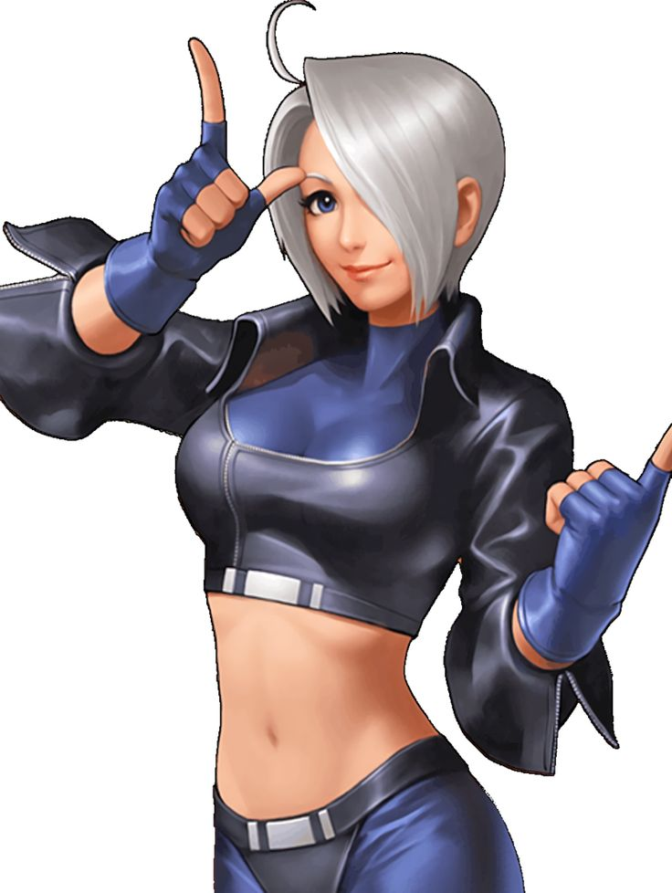 King of Fighters 98 UM OL Angel Censored Ver. by hes6789