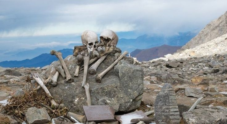 Roopkunf – Il lago degli scheletri