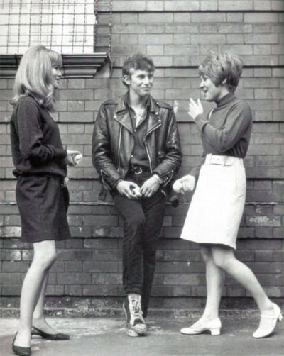 Judy Geeson, Christian Roberts & Lulu - To Sir, With Love, 1967.