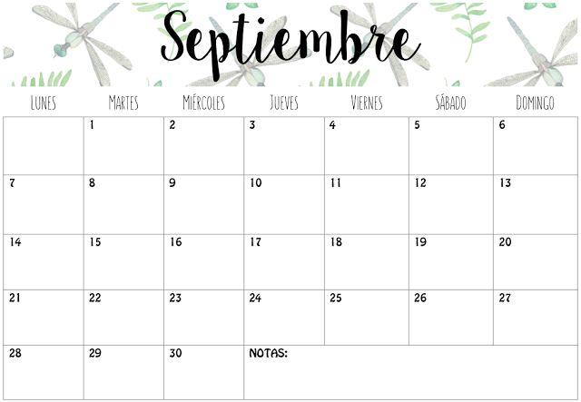 Calendarios Septiembre 2015   Imprimibles                              …
