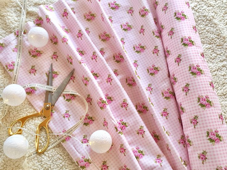 A personal favorite from my Etsy shop https://www.etsy.com/listing/508383341/cotton-fabric-pink-roses-pattern-roses