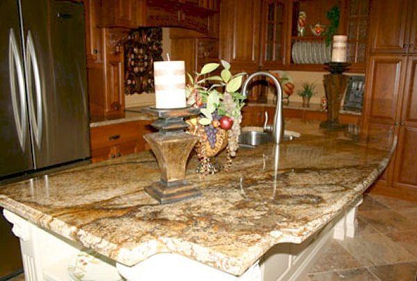 Granite Countertops Don T Like The Rough Edge But Do