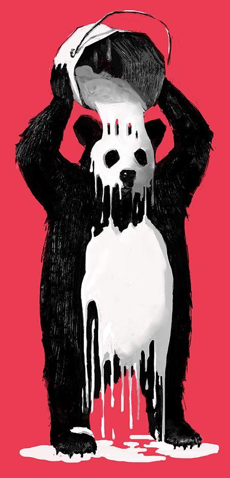 Área Visual - Blog de Arte y Diseño: Las ilustraciones de Mirko Rastic