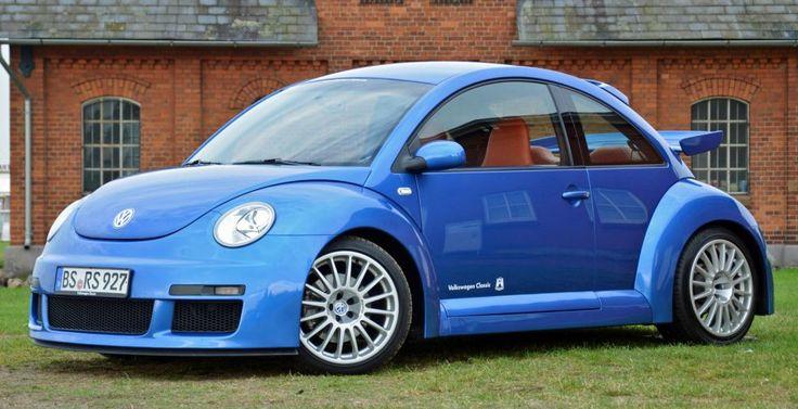 Verbotene Frucht – Volkswagen's New Beetle RSi