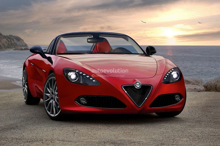 Alfa Romeo Spider Wallpaper Cool HD - http://hdcarwallfx.com/alfa-romeo-spider-wallpaper-cool-hd/