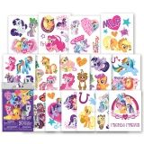 My Little Pony (50 tatoeages)