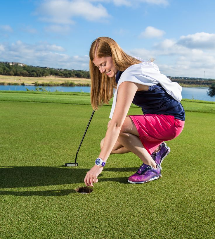 Best dressed on the green! Perfect womens golf outfits for Fall #Golf