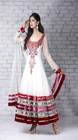 I love this style! Salwar Kameez