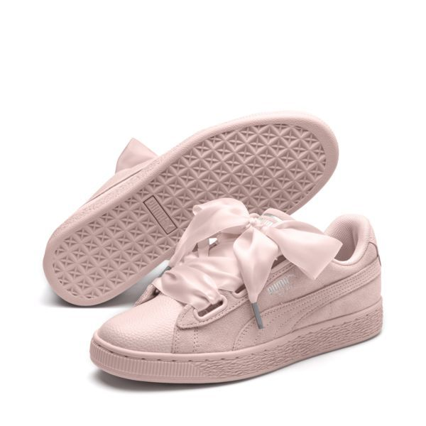 Find PUMA Suede Heart Bubble Women's Trainers and other