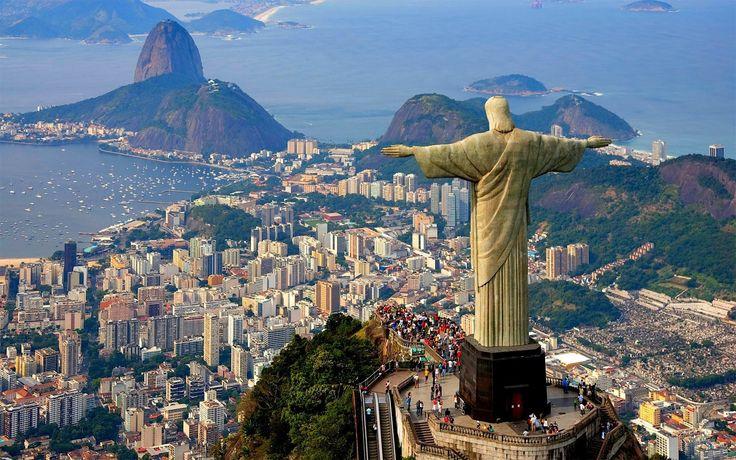 Christ the Redeemer, South America