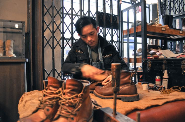 Red Wing Boots care